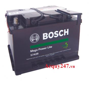 Ắc quy Bosch 100Ah - DIN60038