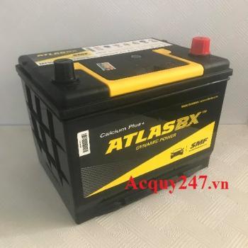 Ắc quy Atlas 70Ah MF80D26L